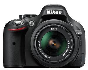 Nikon 5200